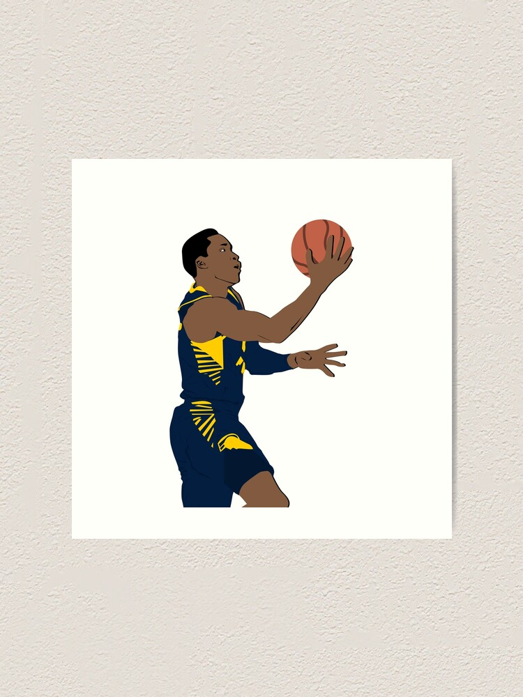 Indiana Pacers poster wall decoration photo print 24x24 inches