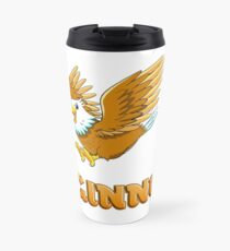 Ginny Eagle Sticker Travel Mug