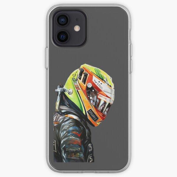 Pilote F1 Coque souple iPhone