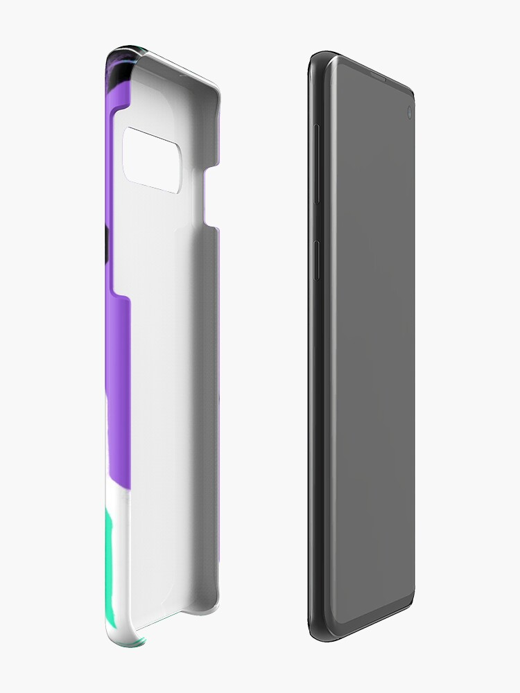 Alternate view of Glitch Witch Cases & Skins for Samsung Galaxy