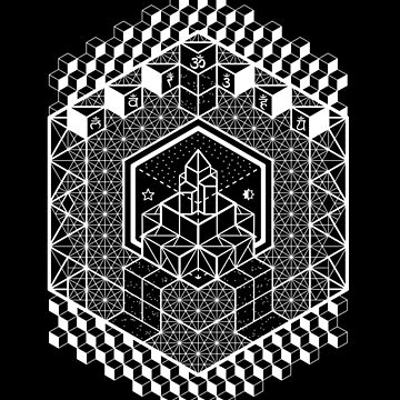 Sacred Geometry The Inner Truth by RAFAROMAN