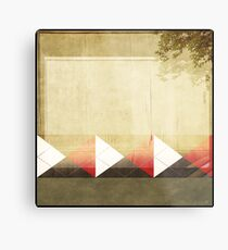 Argyle Wall Metal Print