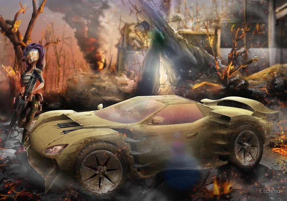 Inferno by Etchmo