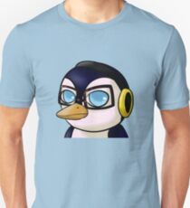 Gaming Penguin Unisex T-Shirt