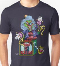 Evil Clown T Shirt Jack in the Box II Unisex T-Shirt