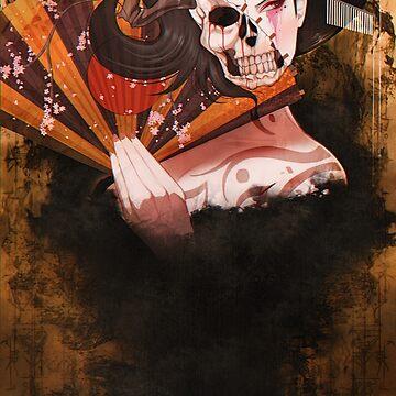 Geisha by Kyousuke