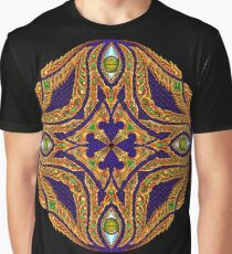 DMT Emblem by Salvia Droid Graphic T-Shirt