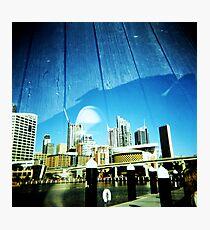 Sky Walker Photographic Print