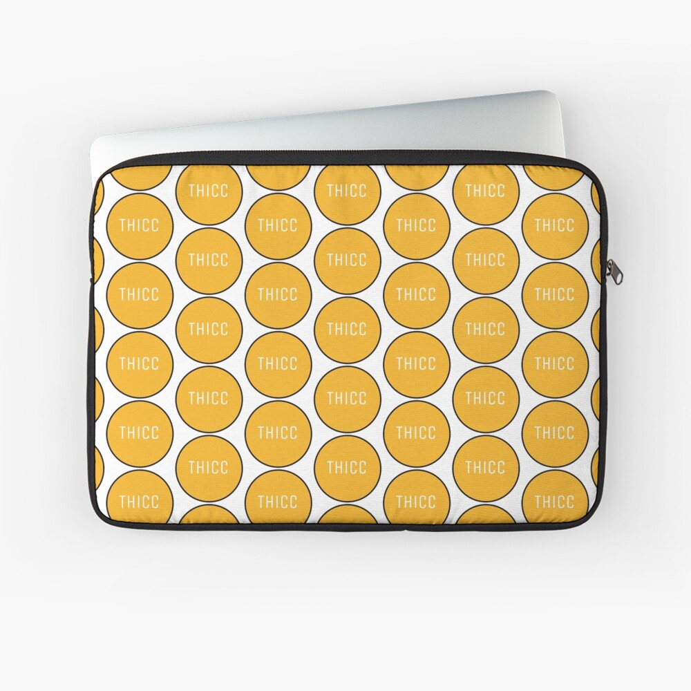 Thicc Laptop Sleeve