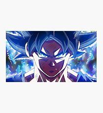 Goku Mastered Ultra Instinct Photographic Print