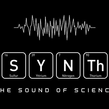 Synth, the sound of science by sebisghosts