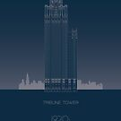 Tribune Tower by scbb11Sketch