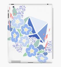 Pretty Poly- Forget Me Not iPad Case/Skin