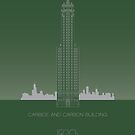 Carbide and Carbon Building by scbb11Sketch