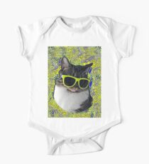 Cool Cool Kitty Lucy One Piece - Short Sleeve