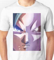 jiren vs goku Unisex T-Shirt