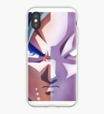 jiren vs goku iPhone Case