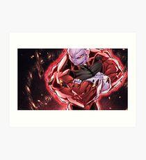 Jiren power Art Print
