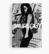 """Lienzo Lauren Jauregui """"Diseños de Jauregui"""""""