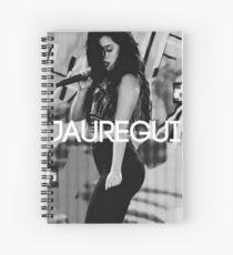 """Cuaderno de espiral Lauren Jauregui """"Diseños de Jauregui"""""""