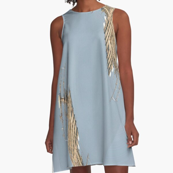 Science Fiction A-Line Dress