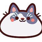 Nami the CatBlob by Leonie Yue