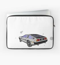 ..the future, the past, the presente Laptop Sleeve