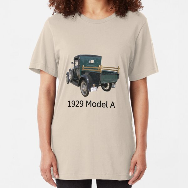 1929 Model A Slim Fit T-Shirt