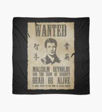Wanted Captain  Scarf