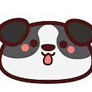 Doggie the CatBlob by Leonie Yue