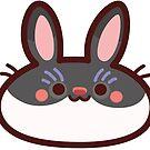 Bunny CatBlob by Leonie Yue