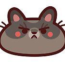Grumpy CatBlob by Leonie Yue