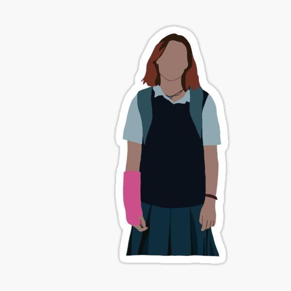 Lady Bird Sticker