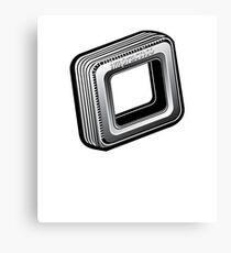 ImpractiCo Emblem Canvas Print