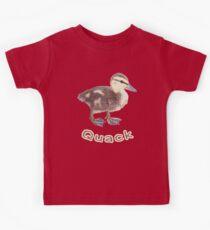 Quack Kids Tee