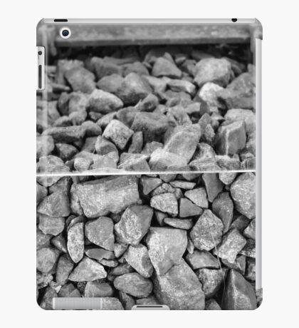 Rocks and a Hard Place iPad Case/Skin