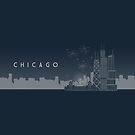 Chicago Decades Architecture Design by scbb11Sketch