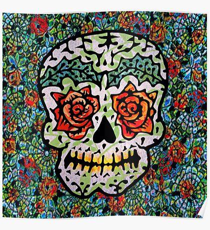 'Sweet Sugar Skull #1 Poster