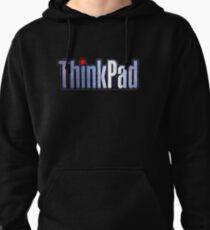 Thinkpad Logo Realistic Pullover Hoodie