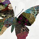 Butterfly Brocade VI by mindydidit
