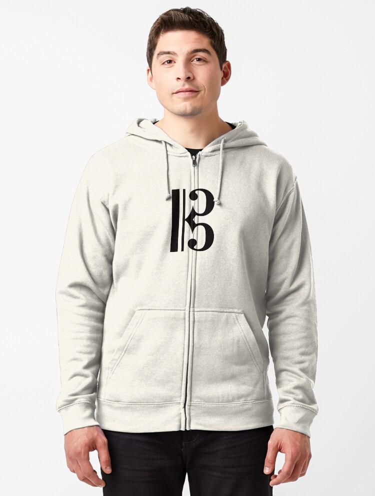 Alto Clef Mens Full-Zip Up Hoodie Jacket Pullover Sweatshirt