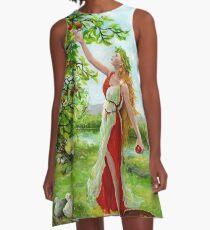Pomona A-Line Dress
