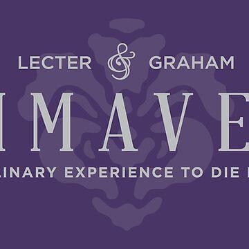 Lecter & Graham, Primavera by CoyGraphics