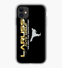 Larusso Auto Group We Kick The Competition iPhone Case