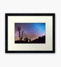 Celestial Universe Framed Print