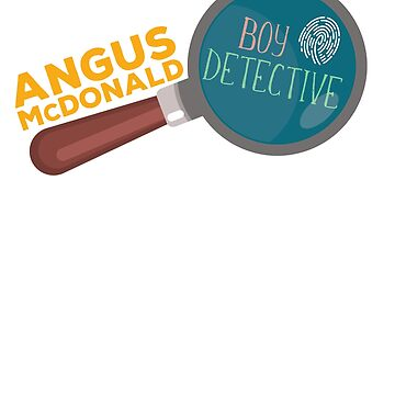 Angus McDonald Boy Detective - The Adventure Zone de awbult