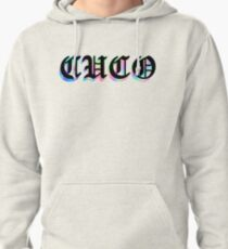 Cuco sticker Pullover Hoodie