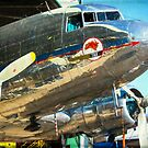Douglas DC3 Nose by Stuart Row