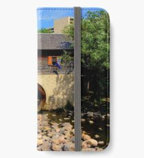 Grant Cuthbert Old Mill iPhone Wallet/Case/Skin