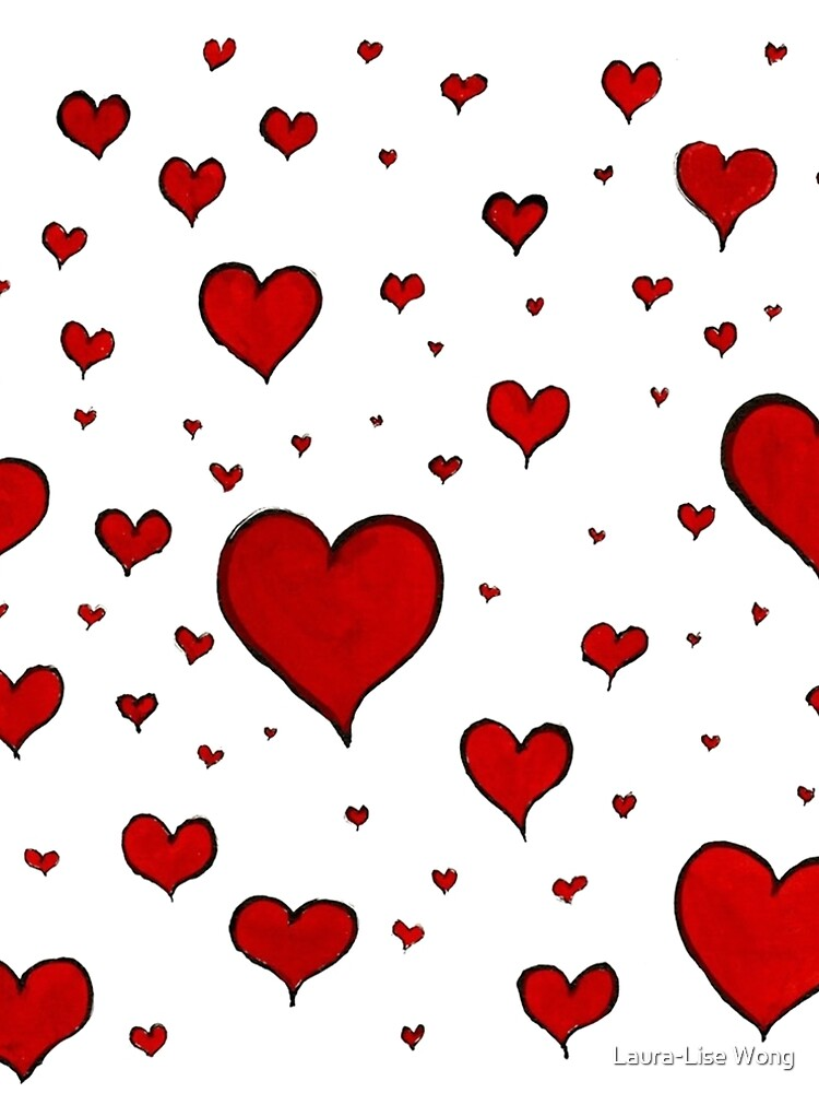 Valentine Heart Pattern by crazycanonmom